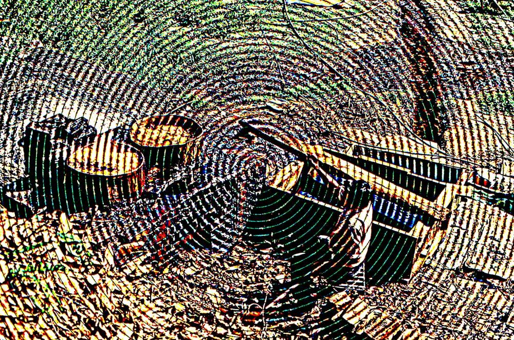 Papier kochen, Ziel Labyrinth